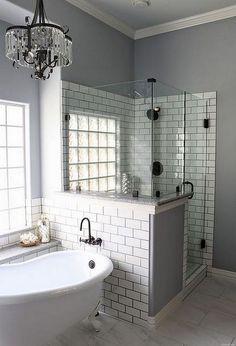 Rustic Farmhouse Bathroom Ideas with Shower 11 - HomeKemiri.com