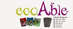 Ends 12/25 Reviews, Chews & How-Tos: Review and Giveaway: EcoAble AI2 Cloth Diaper