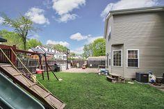 Exterior of Home - #backyard