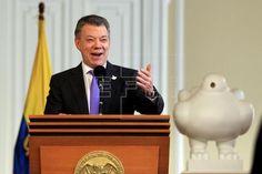 Santos afirma dejación de armas de las FARC es noticia esperada por 50 años