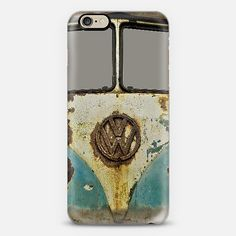 Check out my new @Casetify Make yours and get $10 off your first order using code: ZN4AQG #casetify #iphonecase #case #phonecover #VW #Volkswagen #CamperVan #Bus #logo #rusty #retro #Vdub