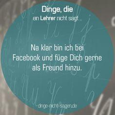 Na klar bin ich bei Facebook und füge Dich gerne als Freund hinzu.