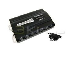 """Audiopipe Audiopipe 1000 Watt 2-Channel Amp by Audiopipe. $102.99. Audiopipe 2 Channel Amp has a Stereo/Bridged/MONO Input Switch, Subwoofer Volume Control, Bass Boost: 0- 18dB @ 45Hz, Built-In Variable High-Pass and Low-Pass Crossovers.  Also has a Frequency Response: 20-20KHz, RCA Input sensitivity: 0.2-5V, Signal to noise ratio: 110dB,  Distortion: <0.05% THD RCA Input/Out Lines.  The Dimensions of this product are 2.2"""" (H) x 6.9"""" (W) x 10.2"""" (L)"""