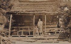 CHEROKEE WOMAN AND CHILDREN , circa 1930 American History, Native American, Cherokee Woman, Culture, Children, Painting, Women, Art, Young Children