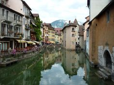 the French Alps..this is from a cool little blog by a food and travel writer, Ann Mah.