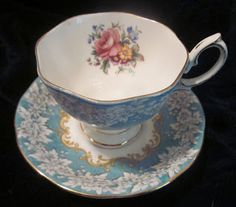 Conversations from My House: Tea Cup Tuesday