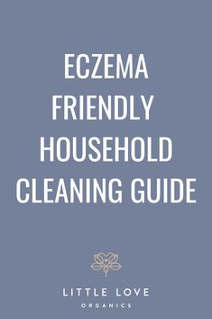 If you or your child suffers from eczema or sensitive skin, this guide is for you. Non-toxic DIY household cleaning recipes for an effective clean, without the toxic ingredients. Household Cleaning Tips, Cleaning Recipes, Diy Cleaning Products, Cleaning Solutions, Diy Bathroom Cleaner, Clean Toilet Bowl, Liquid Castile Soap, Mildew Remover, Eczema Remedies