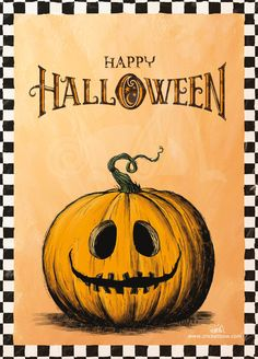 Halloween fun is soon to begin. Hope your day is awesome and full of great treats. Have a bewitching night and a very happy Halloween! Happy Halloween Quotes, Happy Halloween Pictures, Halloween Magic, Halloween Greetings, Halloween Signs, Holidays Halloween, Halloween Pumpkins, Halloween Crafts, Vintage Halloween Images