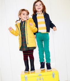 Don't miss those super cute and amazing fashionable kids. Check them out!