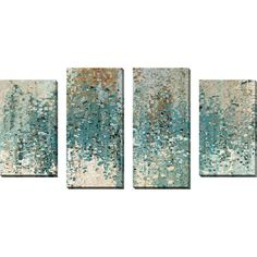 "Found it at Wayfair.ca - ""Perfect Love"" by Mark Lawrence 4 Piece Painting Print on Wrapped Canvas Set"