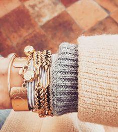 #braceletstacks