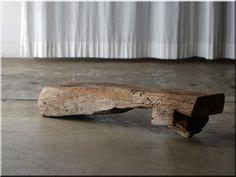 Wabi sabi bútor - Antik bútor, egyedi natúr fa és loft designbútor, kerti fa termékek, akácfa oszlop, akác rönk, deszka, palló