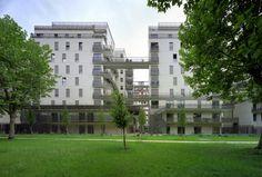 Rue de la Convention Housing – Jean Paul Viguier Architecture