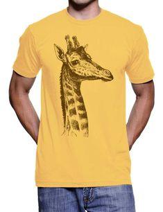 dca822596497 Giraffe T Shirt Giraffes on Shirts Giraffe Gift Ideas Gifts for Him Gifts  for Her Kids Giraffe Shirt Zoo Shirt Funny Animal Tees Family Tee