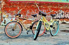 Beautiful Panama Jack Bikes. Bike tours in NOLA.