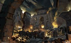 Rise of the Tomb Raider - Yohann Schepacz - Byzantine Ruins to the Tower