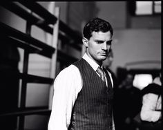Jamie Dornan Life: Two New BTS Pictures from 'Anthropoid'