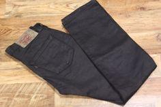 Inseam leg in cm). Outseam leg in cm). Levis 501 Black, Black Jeans, Button Fly Jeans, Vintage Jeans, Denim Jeans, Khaki Pants, Buttons, Legs, Fashion