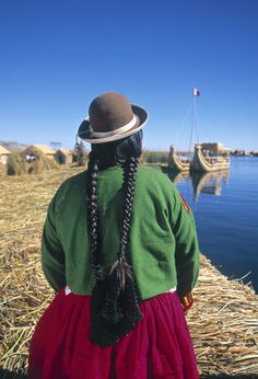 'Lake Titicaca, Peru (Gavin Hellier)' by Jon Arnold Images on artflakes.com as poster or art print $20.79