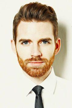 Good Looking Ginger Men Ginger Boy, Ginger Beard, Ginger Hair, Handsome Bearded Men, Hairy Men, Moustaches, Red Hair Men, Redhead Men, Beard Look