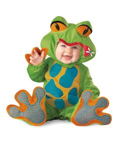 Another great find on #zulily! Li'l Tree Froggy Dress-Up Outfit - Infant & Toddler by chasing fireflies #zulilyfinds