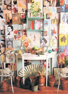 Home Interior Cuadros Apartment Interior, Home Interior, Interior Design, French Interior, Interior Ideas, Room Ideas Bedroom, Room Decor, Art Studio At Home, Living Room Remodel