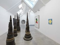 Nostalgic for the Future | Exhibitions | Lisson Gallery