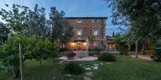 Location for wedding: Villa in Maremma