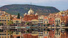 LESVOS, Greece There's no crisis in Paradise