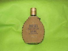 Diesel Fuel For Life 50ml bottle (empty) #eBay