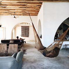 hammock  beach house  holiday home