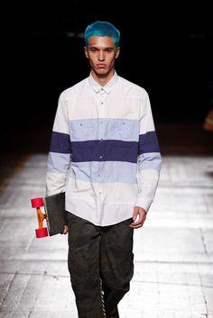 Haciendo de los prints una referencia a la moda actual con su colección, A la Garconne presenta en la semana de la moda de Sao Paulo una propuesta para el invierno del 2018