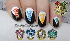 Hogwarts House Ties :3