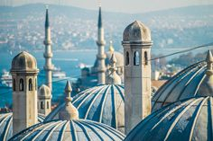 Istanbul mosque by Sabino Parente on 500px