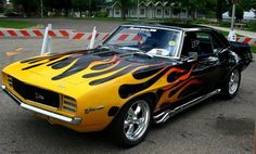 Check this out! I honestly enjoy this color selection for this 1980 chevy camaro Chevrolet Bel Air, Chevrolet Camaro, Chevy Camaro, Corvette, Chevelle Ss, Chevy Pickups, Custom Muscle Cars, Chevy Muscle Cars, Custom Cars