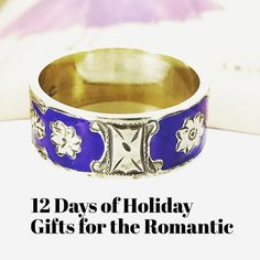 Vintage holiday gift guide. Best Gifts for the romantic by Stacey Fay Designs jewelry. See this Instagram photo by @staceyfaydesigns • 51 likes