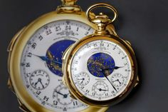Asta record, Patek Philippe venduto per milioni di dollari Expensive Watches, Most Expensive, Patek Philippe Pocket Watch, Luxury Sale, Antiques Roadshow, Gold Pocket Watch, Swiss Army Watches, Grave, Vintage Sheet Music