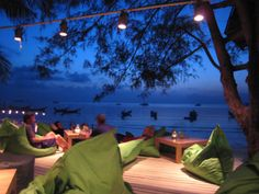 Fizz Bar, Koh Tao. I loved this place!!