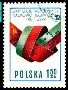 Poland (CCCP) c.1977 flags