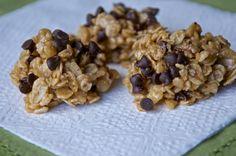 Peanut Butter Granola Bites - Snack - Once A Month Meals - Freezer Meals - Freezer Cooking Cereal Recipes, Snack Recipes, Dessert Recipes, Baby Recipes, Desserts, Peanut Butter Granola Bites Recipe, Lunch Snacks, Healthy Snacks, Kid Snacks