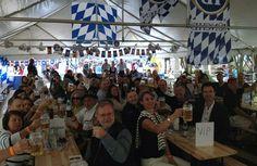 2nd Annual EACC/Hofbräuhaus Corporate Tent at Oktoberfest Zinzinnati