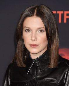 Millie Bobby Brown With Long Hair