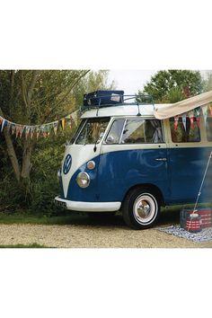 My Cool Campervan By Jane Field-Lewis #urbanoutfitters