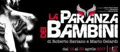 La paranza dei Bambini di Roberto Saviano e Mario Gelardi al Nuovo Teatro Sanità