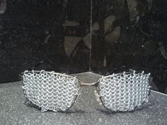 these are the perfect shades for anyone who likes chain mail!