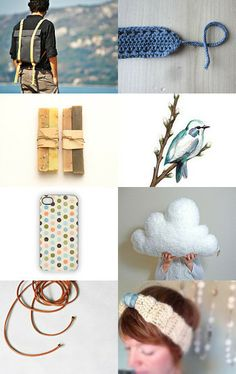 Spring Reveal by Marley on Etsy