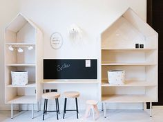 "NORDIC INSPIRED INTERIOR STORE on Instagram: ""Who wouldn't want to hang out and study in this amazing space styled by the talented creative @liveloudgirl?! [if you look close enough you will spot our ""you are something magical"" wall decal]. Wait until you see the rest of this space.... #liveloudgirl #study #kids room #kidsdecor #interiordesigns #interiorstylist #kidsinteriors #moretocomesoon"""