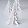 Origami Christmas, Christmas Tree, Teal Christmas Tree, Xmas Trees, Xmas Tree, Christmas Trees
