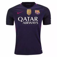 nueva camiseta barcelona  2016/17 nike original