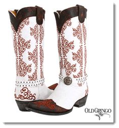 OLD GRINGO INESE BOOTS